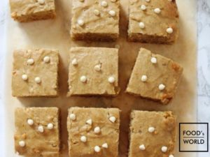 ricetta blondies